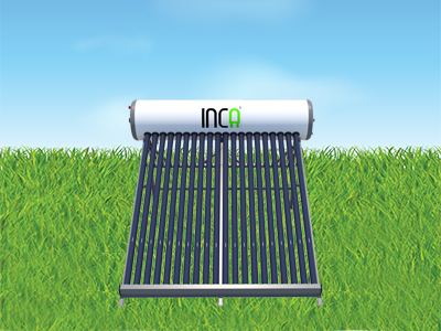 Inca - How to choose a Solar Water Heater