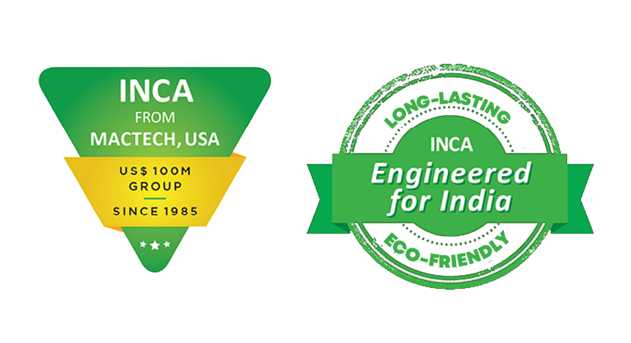 Inca - from MACTECH, USA - Engineered for India
