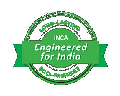 INCA Engineered for India