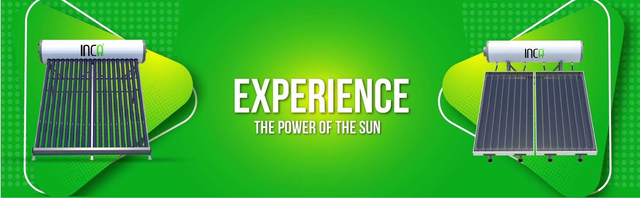 Inca - Professional Solar Power Solutions India